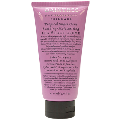 Daintree Leg and Foot Creme