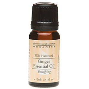 Ginger Essential Oil - Wild Harvested