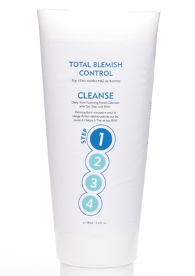 Total Blemish Control- Deep Pore Foaming Cleanser