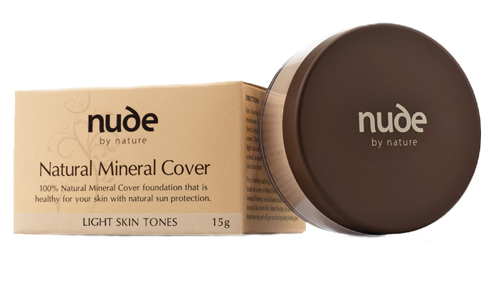 Natural Mineral Cover Foundation: Light Skin Tone